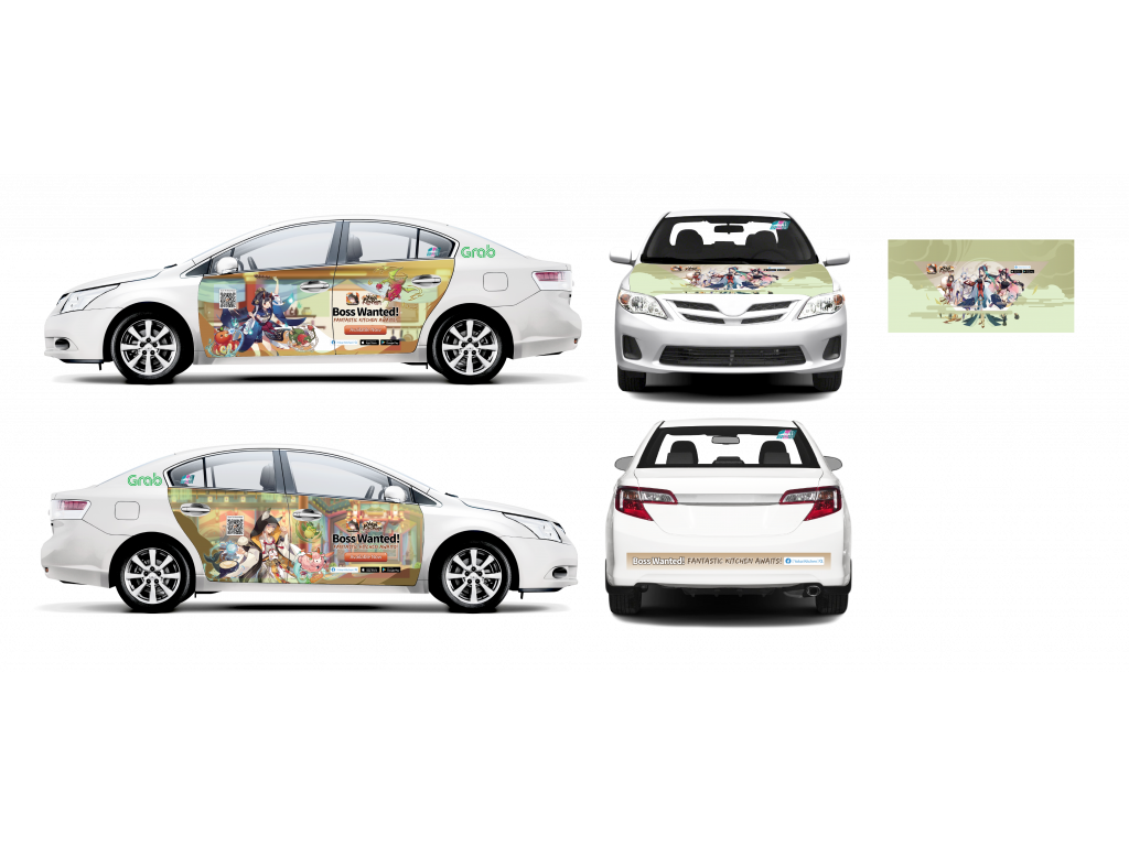 Carblicity Crowdsourced Private Vehicle Advertising